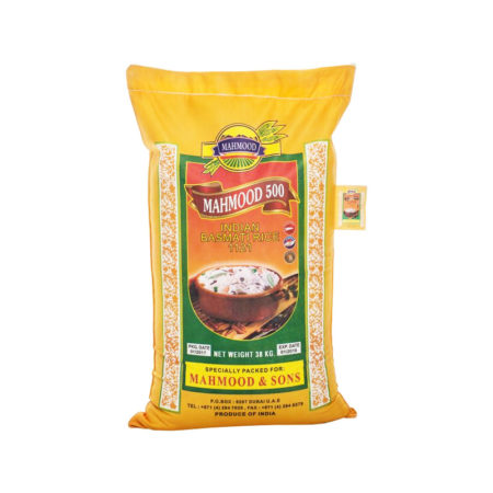 Indian Mahmood 500 Basmati Rice