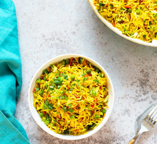 Mahmood 500-Basmati Rice- Curry Fried Rice
