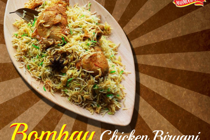 Mahmood 500 Basmati Rice recipe